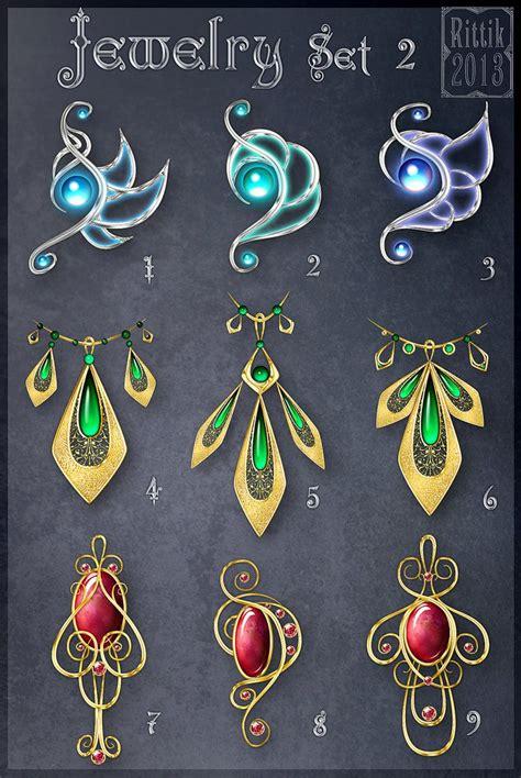 design clothes jewelry games jewelry set 2 by rittik designs on deviantart pretty