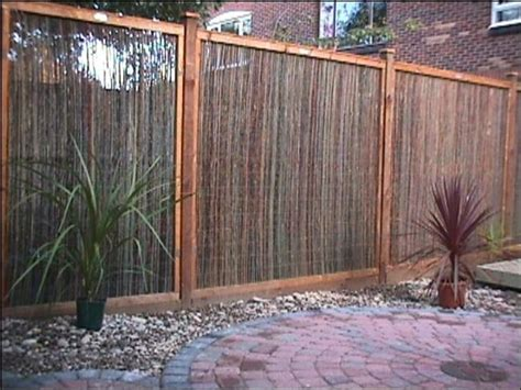 Garden Fence Screening Ideas With Plants Garden Ideas Pinterest