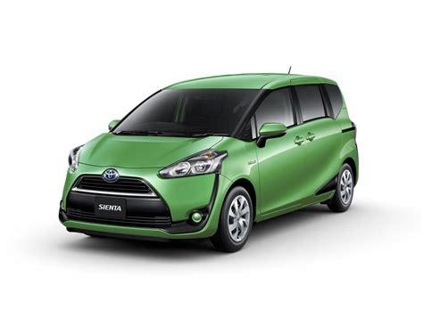 toyota minivan 2015 toyota launches 2015 sienta minivan in japan speed carz