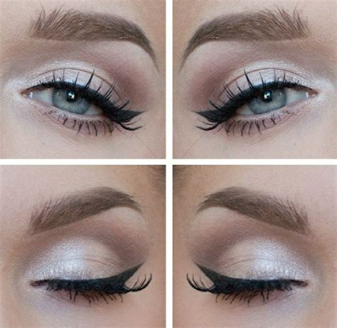 Eyeshadow For Dress makeup tips when you re wearing a black and white dress