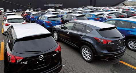 Spion Mazda Cx 5 Original mazda cx 5 orders in japan surpass mazda s original estimates by 8 times in the month