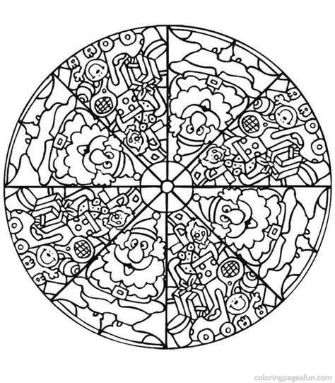 Free Printable Mandalas For Kids Best Coloring Pages For Mandala Coloring Book For