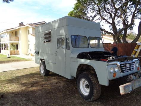 1964 dodge power wagon ambulance straight 6 4speed 4x4 1963 dodge d200 3 4 ton 4x4 power wagon truck military