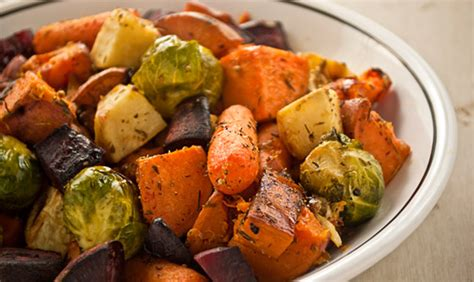 recipe for root vegetables roasted vegetables recipe dishmaps