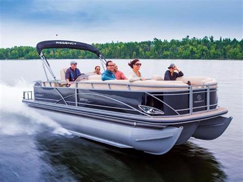 boat manufacturers contact details regency 254 dl3 250 l optimax pro xs pontoon boats new in
