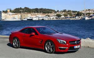 Mercedes Amg 2013 2013 Mercedes Sl63 Amg Front Three Quarter Photo 1