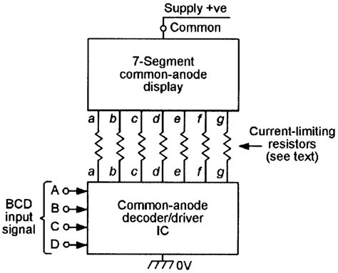 current limiting resistor for 7 segment display seven segment display current limiting resistors 28 images 7 segment display current