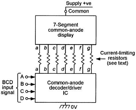 7 figure display using seven segment displays part 1 nuts volts