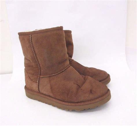 ugg australia s classic chestnut 8inch boots