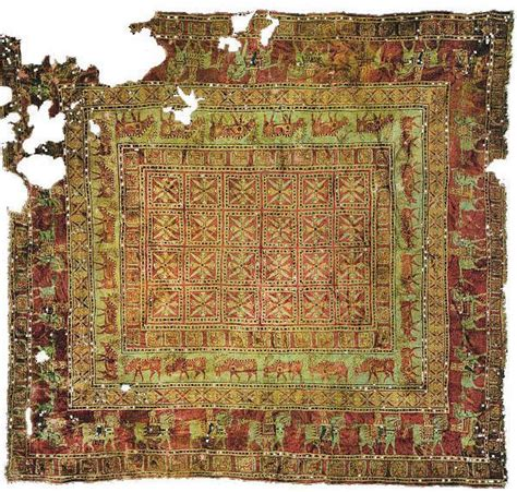rugs of the world pazyryk carpet oldest rug in the world nazmiyal