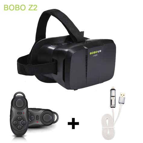 reality 3d vr glasses bobo ii mount oculus