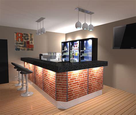 Meuble Comptoir Bar Professionnel by Comptoir Bar