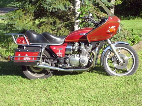 1979 Suzuki Gs850 1979 Suzuki Gs850 Shaft Drive Bags And Fairing For Sale On