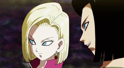 android 17 and 18 illustrator shares sharp android 17 18 sketch