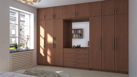 modern wardrobes designs  bedrooms  india youtube