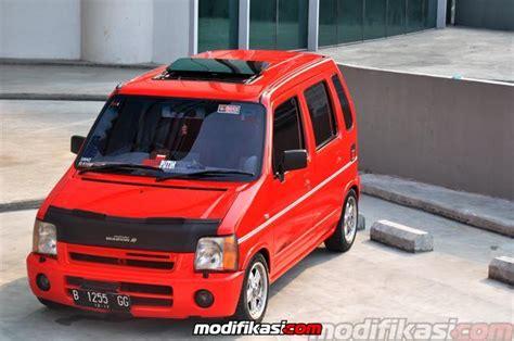 Cover Mobil Outdoor Suzuki Karimun Wagon Estilo Warna Polos thread karimun estilo escobar