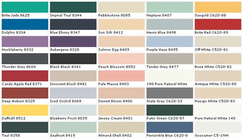 home depot behr paint color chart behr paint colors exterior color charts paints behr