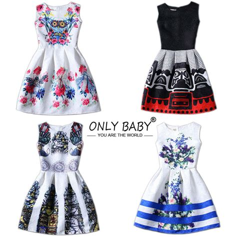 Mitun White Pattern Dress compare prices on 13 year shopping buy low