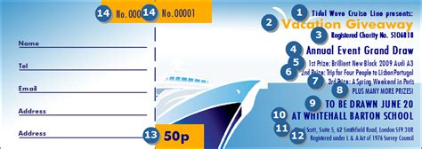 free printable cruise ticket template cruise ship raffle ticket ticketriver