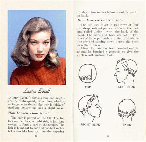 Hairstyle For Of The by 10 Hairstyles Of The 50s Glamourdaze