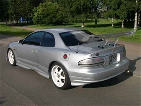 Toyota Curren Parts 1996 Toyota Curren Parts
