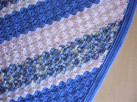 Crochet Edging For Blanket by Crochetkari Corner To Corner Blanket Edging