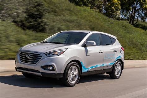 Hyundai Tucson Car And Driver by Hyundai Tucson Fuel Cell Car And Driver Autos Post