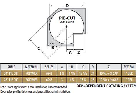 rev a shelf traditional quot door mount pie cut 2 shelf