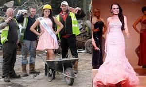 Kiwis Ban Miss Universe Lovable Ad by Scrap Yard Worker Hopes To Quit And Win Miss
