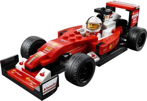 Lego Brick Wall Stickers lego 75879 scuderia ferrari sf16 h
