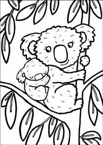 77 Dessins De Coloriage Koala 224 Imprimer Sur Laguerche Com