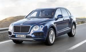 Bentleys Uk Back To Build More Bentleys Uk Chief Tells German