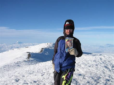 Author Agiewich by Mount Rainier Climbing Edmunds Headwall And