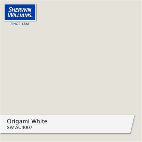 Origami White Paint - i really like this paint colour origami white what do