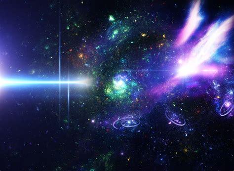 Space Lights by Eternal Lights In Space By Kpekep On Deviantart