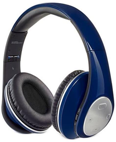 Headset Bluetooth Chanel Gucci 11 sharper image bluetooth wireless headphones gifts gadgets audio macy s