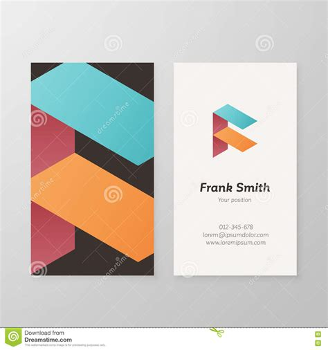 Business Letter Format With Logo f pink vintage retro letter company logo icon design