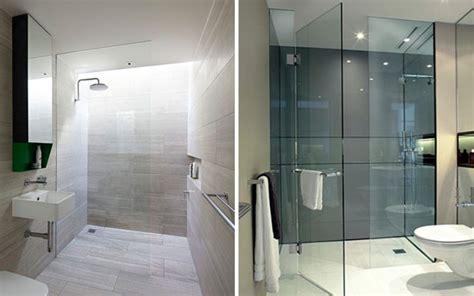 baños con ducha de obra ba 241 os pequenos con ducha modernos dikidu