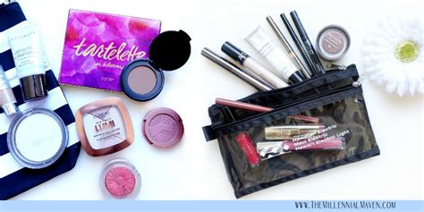 Tips From A Regular Makeup Bag by How To Pack Your Travel Makeup Bag Best Tips Hacks