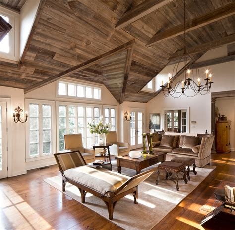 Timber Frame Home Interiors Update Stone Carriage House