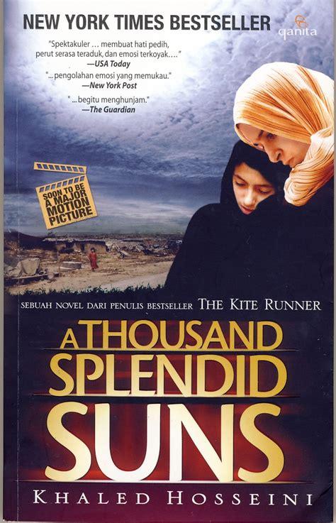 a thousand splendid suns book report a thousand splendid suns michellehunt8