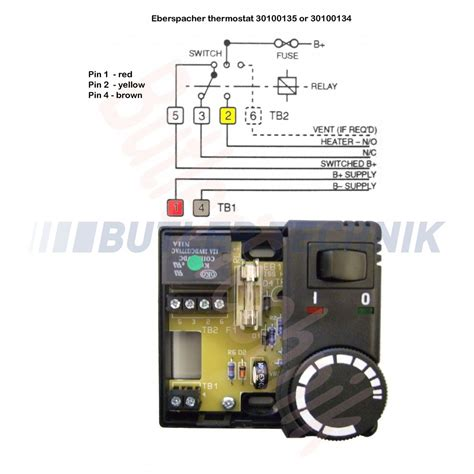eberspacher d1l wiring diagram 30 wiring diagram images