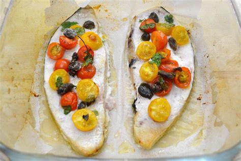 ricetta per cucinare il pesce spada 187 pesce spada al forno ricetta pesce spada al forno di misya