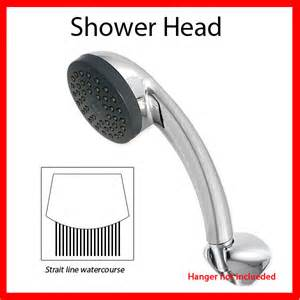 bathrooms handheld shower will increase water
