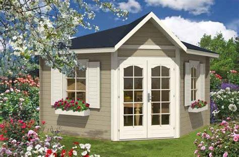 Gebrauchtes Gartenhaus