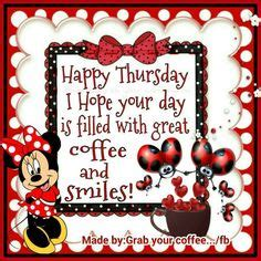 thursday coffee images   good morning