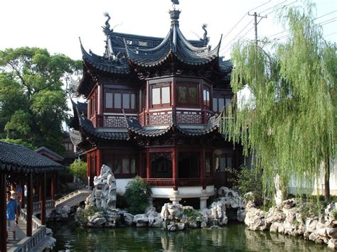 ancient chinese house picture yu yuan gardens shanghai private shanghai city tour by amazing china trip