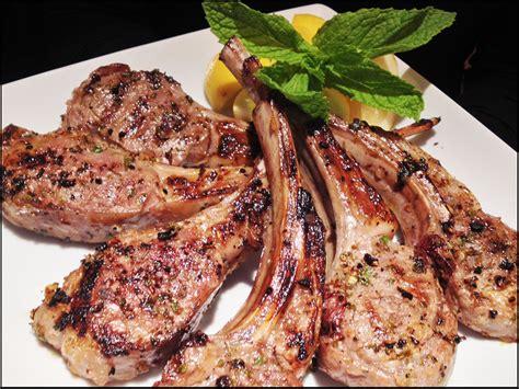 barbecued greek lamb kebabs for 10 recipe 9kitchen lemony greek lambchops easter