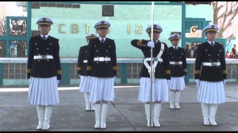 imagenes de escoltas escolares cbtis 128 ix concurso escoltas de bandera 2012 youtube