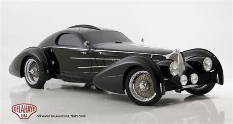 replica 1938 bugatti atlantic prewarcar